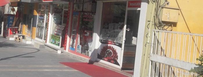 Köşk Çiğköfte Aykut Usta is one of Gidilecekler.
