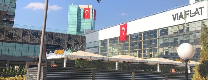 Via Flat Yaşam Sokağı is one of Ankara Listesi.