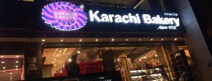 Karachi Bakery is one of Posti che sono piaciuti a Srinivas.