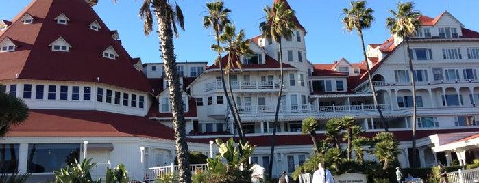 Hotel del Coronado is one of Trips / San Diego.