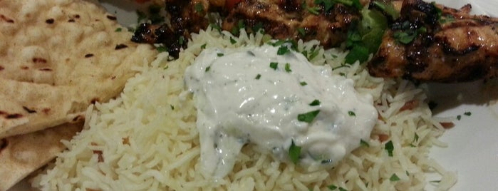 Olive Pit Mediterranean Grill is one of Foodie tips.