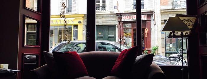 Hôtel des Académies et des Arts is one of monde.