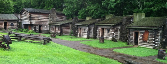 Fort Boonesborough State Park is one of Kentucky Trip.