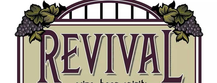 Revival Wine Beer and Spirits is one of Minneapolis Prospects.