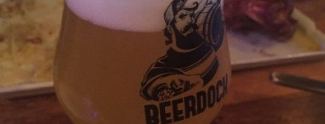 BeerDock is one of Recife - Food.