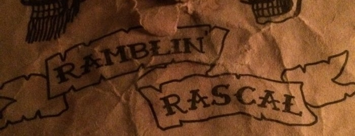 Ramblin' Rascal Tavern is one of Sydney eats and drinks!.