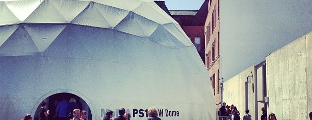 MoMA PS1 Contemporary Art Center is one of NYC to do.