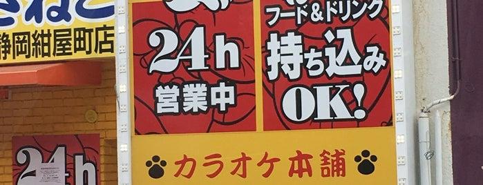 まねきねこ 静岡紺屋町店 is one of Orte, die Masahiro gefallen.