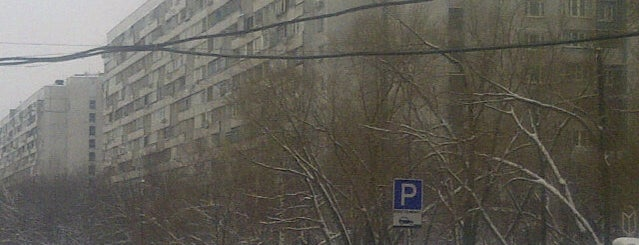 Академика Челомея 8 к1 is one of Pavel : понравившиеся места.