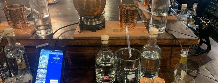 Manchester Three Rivers Distillery is one of Louiseさんのお気に入りスポット.