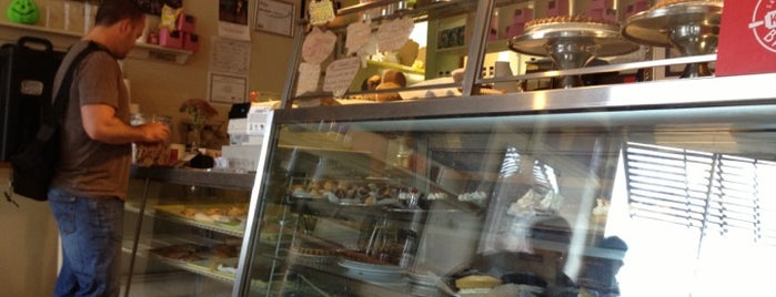 Fiore Italian Bakery is one of Jamaica Plain.