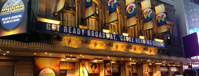 Lunt-Fontanne Theatre is one of Lugares favoritos de Mirinha★.