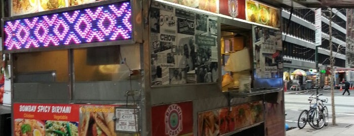 Biryani Cart is one of The Block is Hot #midtown.