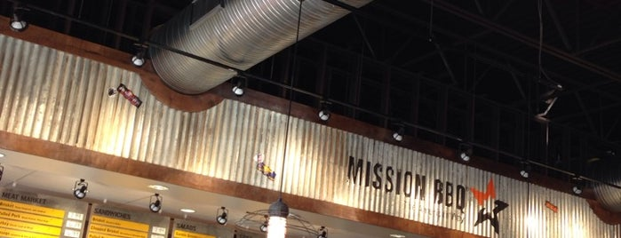 Mission BBQ is one of Locais curtidos por Leonda.