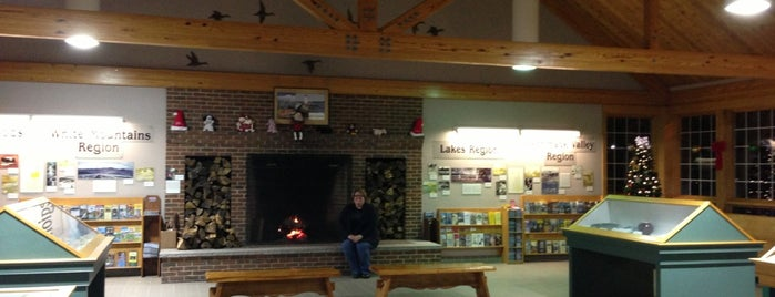 Seabrook Rest Area & Welcome Center is one of Posti che sono piaciuti a Mike.