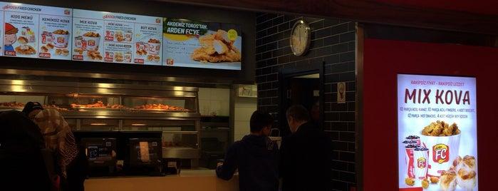 Arden Fried Chicken is one of Lugares favoritos de Yasin.