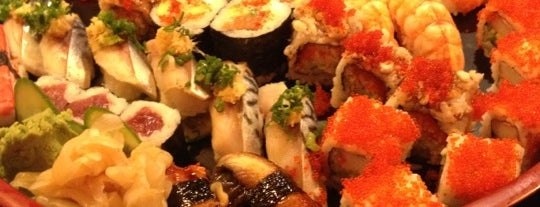 Tokyo Restaurant & Sushi Bar is one of beyoglu.