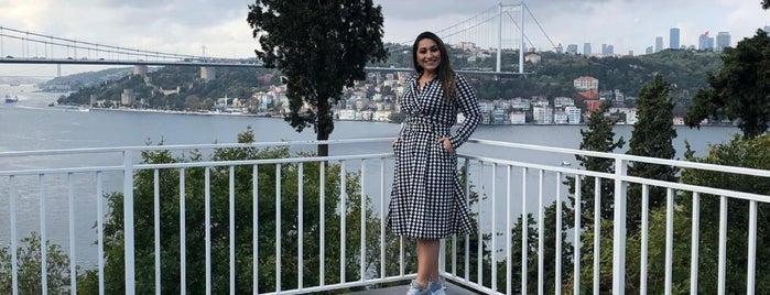 Mihribat Korusu is one of Istanbul.