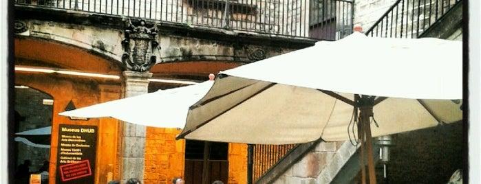 Textil-Café is one of Terrazas de Barcelona.