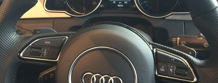 Uptown Audi is one of Tempat yang Disukai DJ.