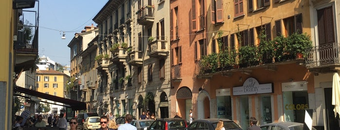 Brera is one of Milano City Guide.