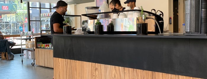 East One Coffee Roasters is one of NYC 3.