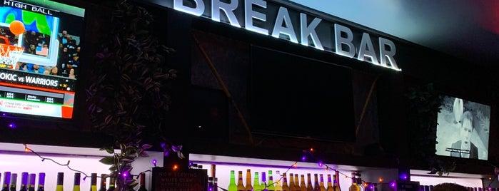 Break Bar is one of สถานที่ที่ Arjun ถูกใจ.