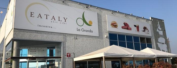 La Granda is one of Macellerie.