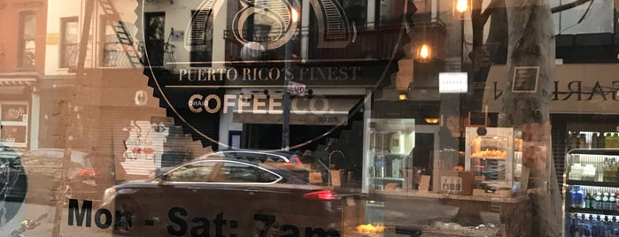 787 Coffee is one of New: NYC 🆕.