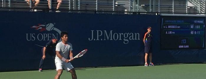 Court 16 - USTA Billie Jean King National Tennis Center is one of 777....