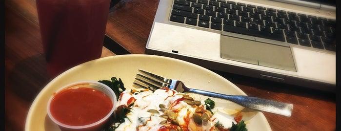 Left Coast Food & Juice is one of Vegetarian Restaurants.