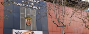 Mercat Sagrada Família is one of Reina 님이 좋아한 장소.