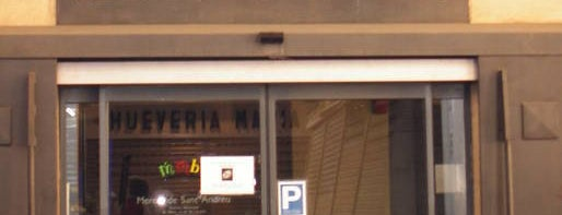 Mercat de Sant Andreu is one of Locais salvos de Fabio.