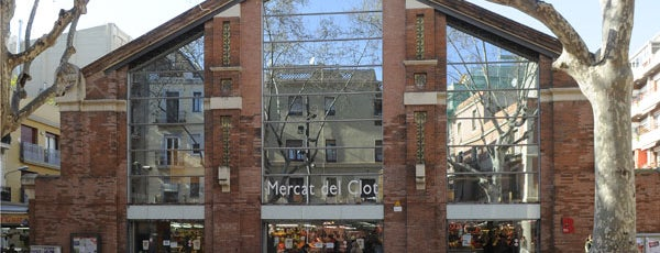 Mercat del Clot is one of Reina 님이 좋아한 장소.
