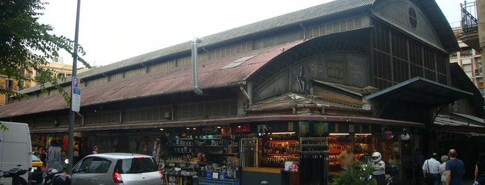 Mercat de l'Abaceria Central is one of Reina 님이 좋아한 장소.