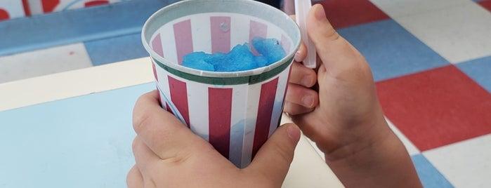 Rita's Italian Ice & Frozen Custard is one of Shannonさんのお気に入りスポット.