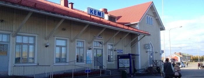 VR Kemi is one of Lugares favoritos de Yelda.