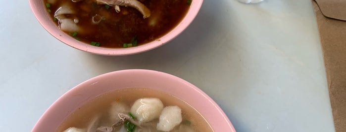113 Duck Koay Teow Soup is one of To explore.