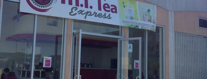 M.I. Tea Express is one of SD's Sweet Tooth Spots.