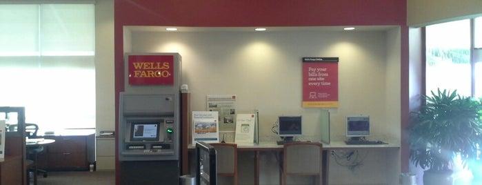 Wells Fargo Bank is one of Posti che sono piaciuti a G.
