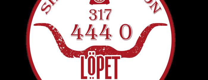 Löpet Döner is one of สถานที่ที่บันทึกไว้ของ Emre.