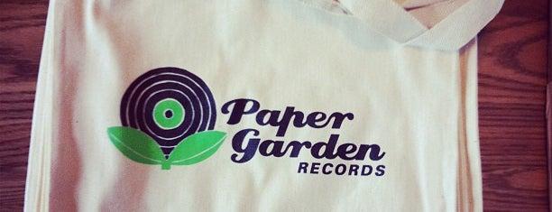 Paper Garden / Never Break Down is one of NYC Show Venues.