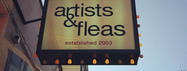 Artist & Fleas is one of NY.
