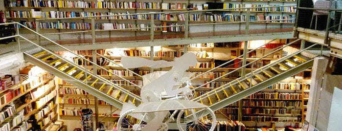 Ler Devagar is one of Most Incredible Bookstores in the World.