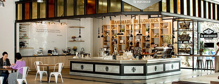La Marzocco Cafe is one of Pacific Northwest Coffee State of Mind.