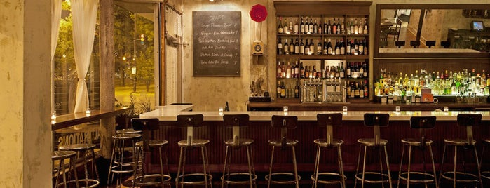Lula Café is one of 28 Beautiful Bars from Across the Country.