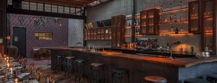 wallflower is one of 28 Beautiful Bars from Across the Country.