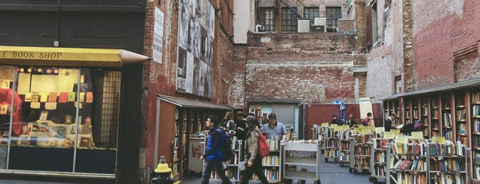 Brattle Book Shop is one of Most Incredible Bookstores in the World.