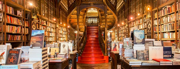 Livraria Lello is one of Most Incredible Bookstores in the World.