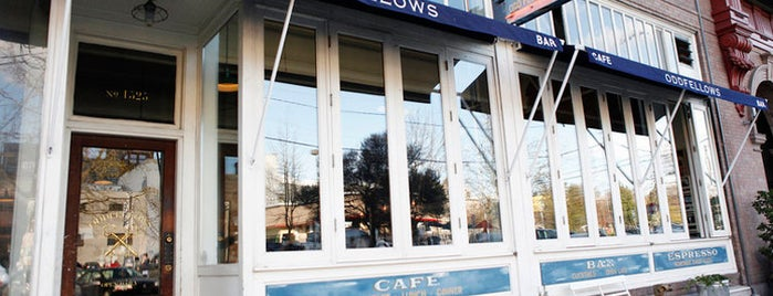 Little Oddfellows is one of Pacific Northwest Coffee State of Mind.